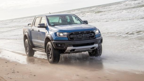 Ford vinder prisen som Årets internationale varebil OG pickup