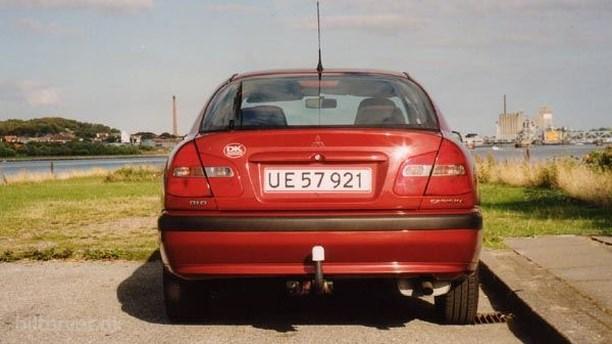 Mitsubishi Carisma 1.9 DI-D