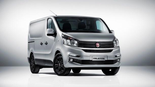 Ny Fiat Talento klar i Danmark
