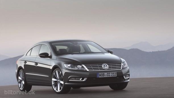 Premiere på Volkswagen CC