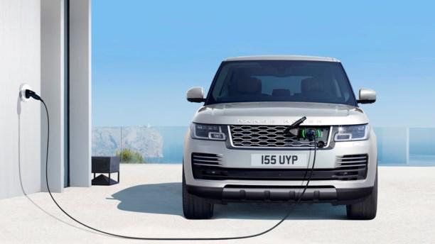 Range Rover klar med imponerende hybrid