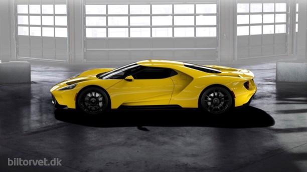 Mere end 6.500 har ansøgt om ny Ford GT!