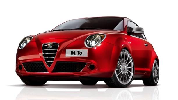 Ny Alfa Romeo MiTo i Danmark