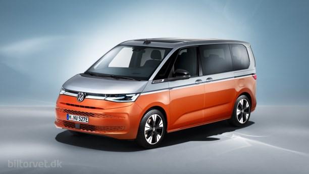 VW Multivan bliver mindre byggemarked og mere børnehave