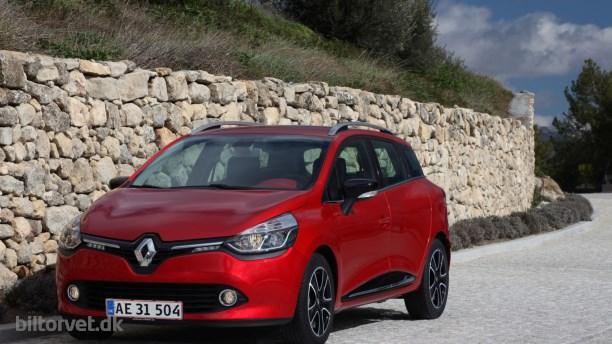 Renault Clio Sport Tourer 1,5 dCi Dynamique