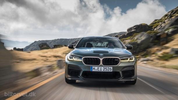 Sværvægter på slankekur – BMW M5 CS