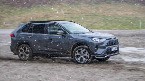 Den rigtige Toyota – RAV4 Plug-in Hybrid