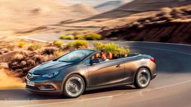 Ny cabriolet fra Opel