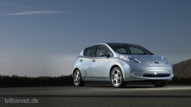 Nissan fejrer Leafs 10-års jubilæum – og sætter priserne ned