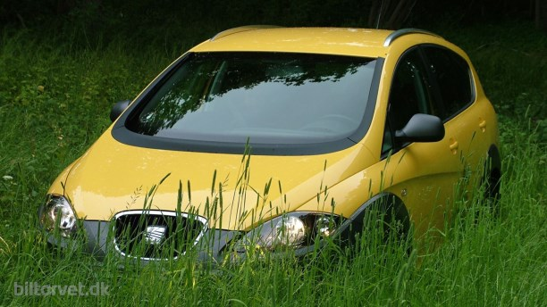 Seat Altea Freetrack 2,0 TDI