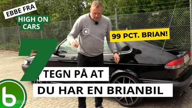 Video: Er du en Brian? Tag testen