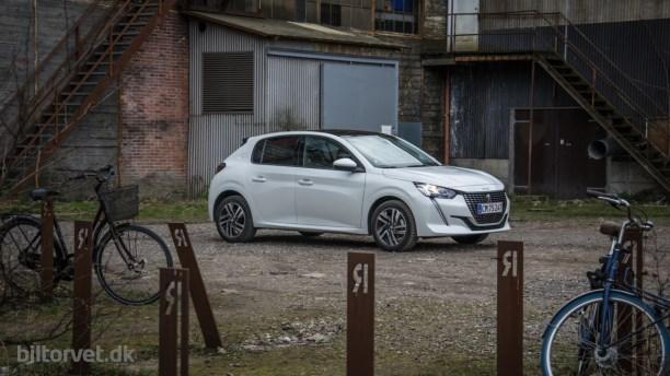 Danskernes nye darling – Peugeot 208