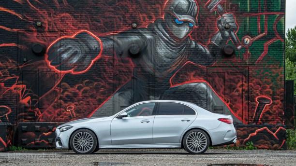 Tysk luksus på tilbud – Mercedes C300