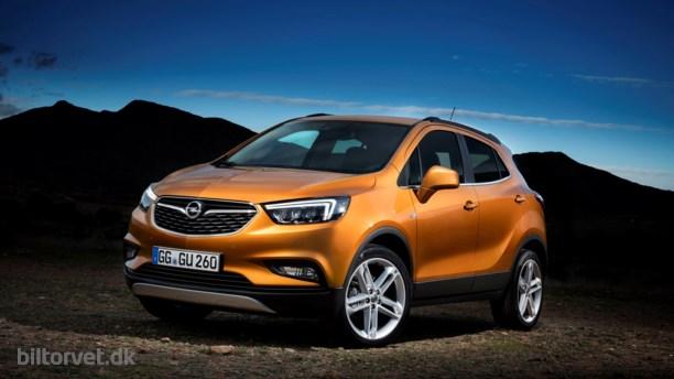 Ny Opel Mokka X