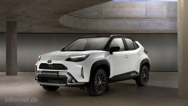Toyota Yaris Cross – en bybil til naturelskere