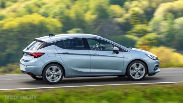 Opel Astra tager afholdenhed til et nyt lavpunkt
