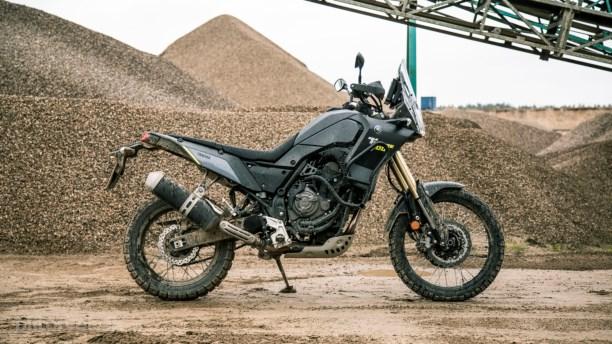 Yamaha Ténéré 700 – genvejen til en Dakar-ræser
