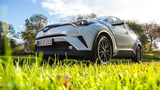 Toyota har lavet byens mest spøjse bil