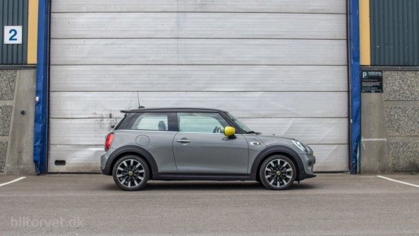 Den elektriske charmør – Mini Cooper SE