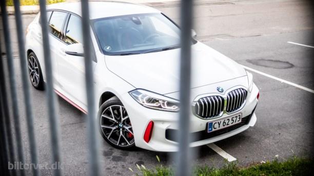 Ekstra gear gør lille bimmer bims og brutal – BMW 128ti