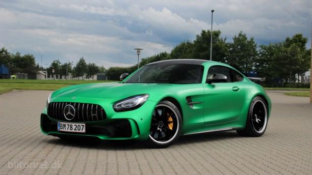 Mercedes-Benz AMG GTR - Beast of the Green Hell