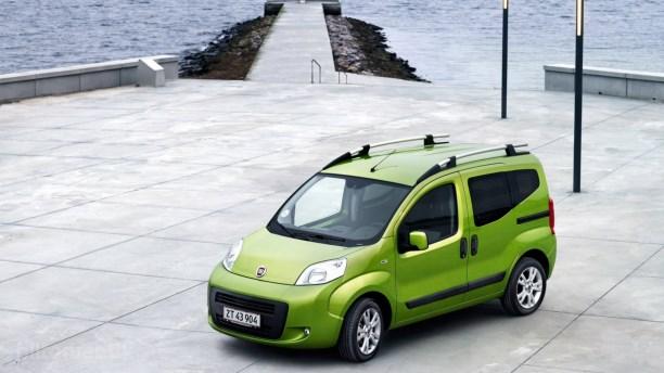 To gange Qubo fra Fiat