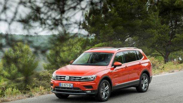 VW klar med priser på ny Tiguan Allspace