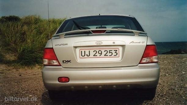 Hyundai Accent GT