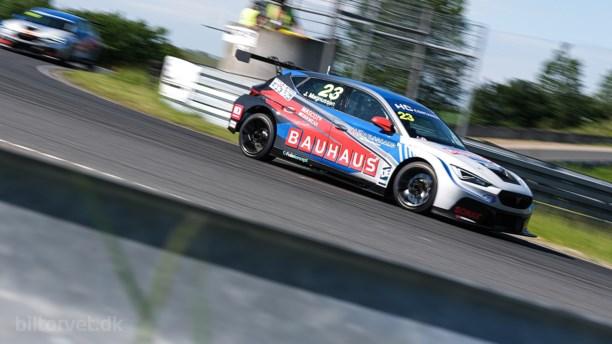 Racerserien TCR Denmark kommer til CHGP 2021