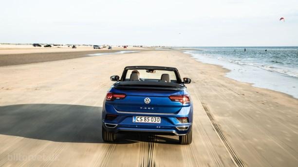 En sommerflirt – Volkswagen T-Roc Cabriolet