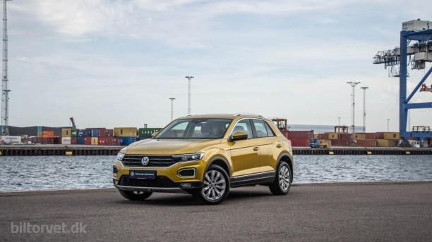 Fætter Højben - brugttest af Volkswagen T-Roc