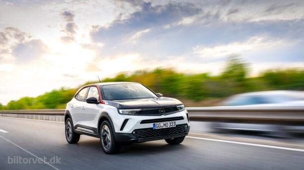 What – ny Opel Mokka bliver sexet