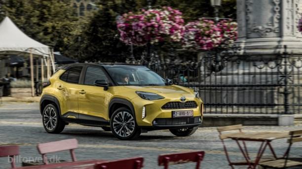 Toyotas grå guld – Yaris Cross