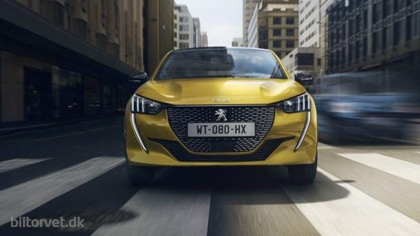 Heldækket – Ny Peugeot 208 fås med både el, benzin og diesel
