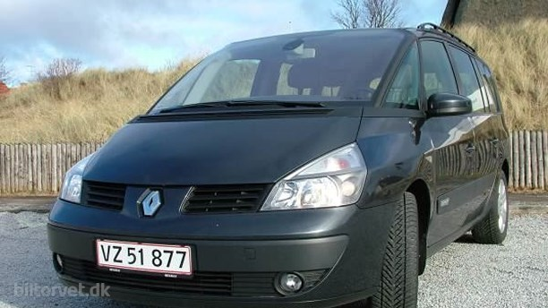 Renault Grand Espace Camper 2.2 dCi