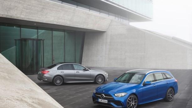 Mercedes tror på diesel til danskerne – her er priserne på den nye C-Klasse