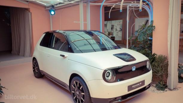 E er på vej – her er Hondas elektriske charmetrold