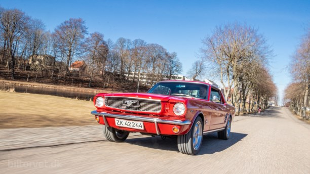 Amerikansk blærerøv - brugttest af Ford Mustang