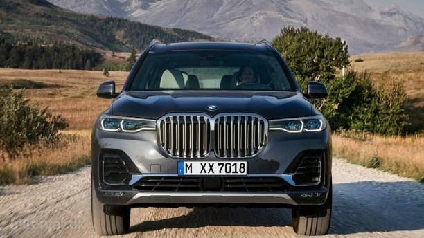 Er X5 for lille? Her er BMW X7