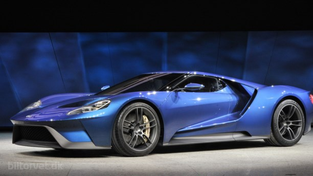 Ny ekstrem Ford GT