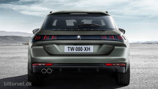 SUV'er er ikke nok – her er Peugeot's nye super-stationcar