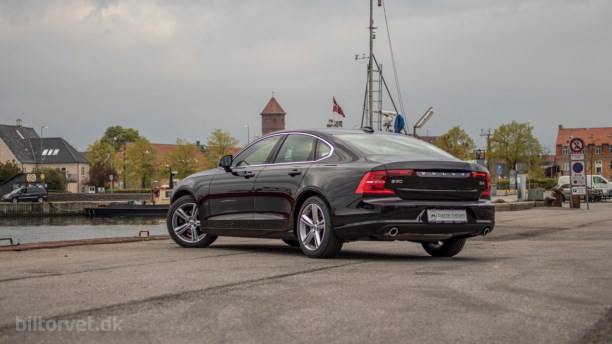 Brugttest: Made in China - Volvo S90 D4
