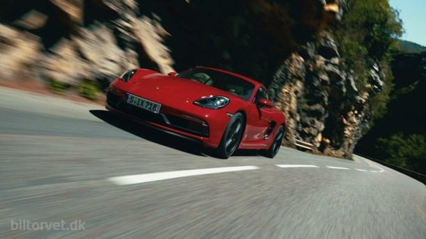 Hurra! Porsche 718 GTS får seks cylindre igen