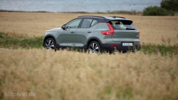 Den grønne svensker – Volvo XC40 Recharge Twin