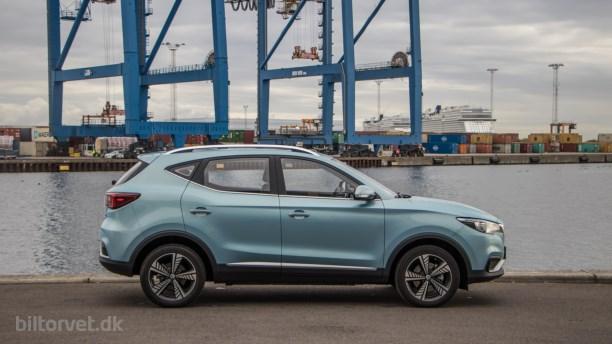 Made in China – elektriske MG ZS EV overrasker positivt