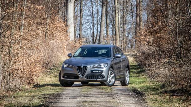 La Familia - brugttest af Alfa Romeo Stelvio