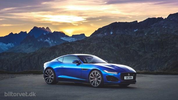 Næsejob til Jaguar F-Type