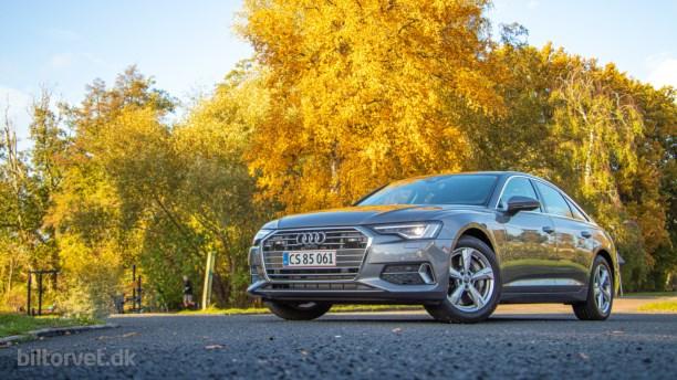 Revisorens våde drøm – spar næsten en kvart million på Audi A6 50 TFSI e