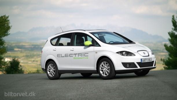 Seat Altea XL Electric
