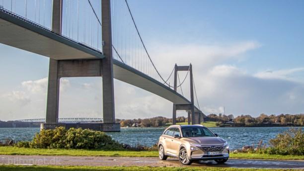 På langtur i brintbil – er Hyundai Nexo klar til Danmark?